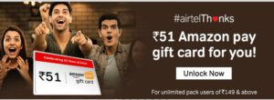 Airtel-amazon-gift-card
